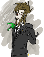 Agent Schuler On Gaia by AgentMoore