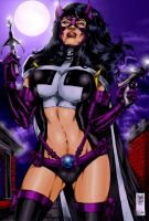 HUNTRESS COLORS by MARCIOABREU7