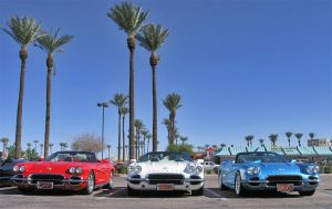 Red White N Blue Vettes by Swanee3