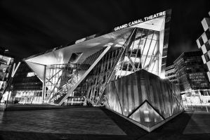 Grand Canal Theatre by M-M-X