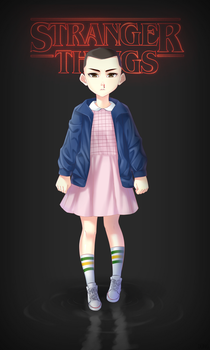 Eleven by dqd111