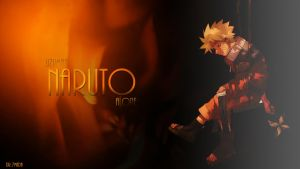 Uzumaki Naruto Alone Wallpaer by Dr-7maDa