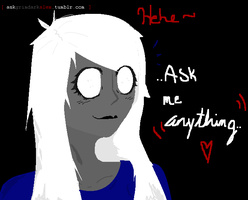 Ask Grimdark Alex - Tumblr by ThePyromaniacArtist