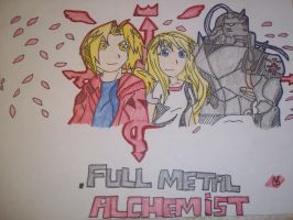 FMA Toward Tomorrow by sonic4568