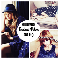 Photopacks-Barbara Palvin by BotitasDulceDeCruz