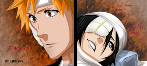 Bleach 515 - colored by Ahrifox