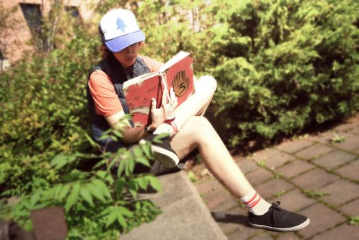 Dipper Pines by deleriumsedge