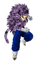 Vegetto SSJ 15 by ansemporo002