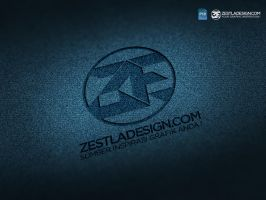 Logo Mockups Denim Textures (FREEBIES) by zestladesign