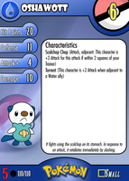 #501 Oshawott by PokemonCMG