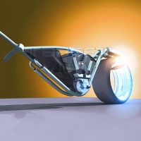 futuristic Motor INSECTOR by TargetView