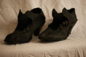 Copycat shoes 2 by Loucathwil