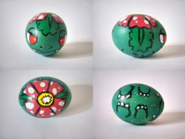 Venusaur Egg by Pannsie