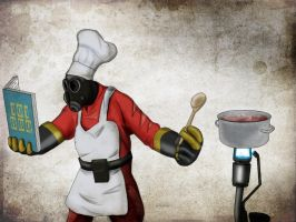 Pyro cook by KirilloTR0N