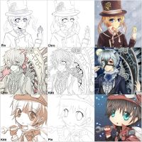 Switcharound Meme [Steampunk Shota] by Pinlin