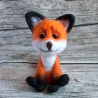 red fox by znmystery