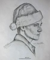 Belated Hiddles Xmas by ChaosNDisaster