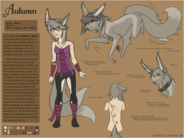 Autumn Reference REVAMP by SilverSkittle