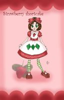 Strawberry shortcake by Hotaru-oz