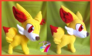FENNEKIN POKEMON X Y PLUSH