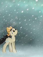 Snowflake by lilliesinthegarden