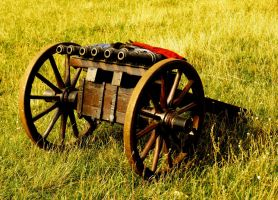 Old firepower by Teuril