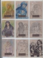 LOTR Masterpieces II 207-215 by aimo
