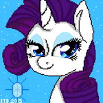 Pixel Rarity Profile Pic by DisposedNevada0