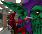 Skrull Surprise by Hamtheruleroverall
