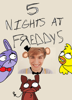 5 NIGHT'S AT FRED'S by DerpyAngel
