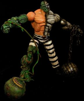 ABSORBING MAN V. 2 by RedRebelCustoms