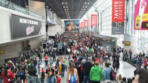 NYCC 2014 - Look at the Lobby by DestinyDecade