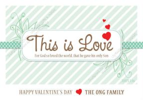 This is Love in Mint Green by charz81