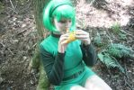 Saria: The Forest's Melody by OcarinaGreen