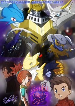 Digimon Tamers 02 by NeoRuki