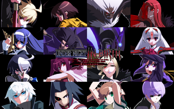 Under Night In-Birth Exe:Late Wallpaper by PhotographerFerd