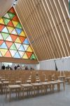 Cardboard  Cathedral (Christchurch) by rickster1981