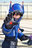 Hiro Hamada - Big Hero 6 Cosplay by AlexanDrake89
