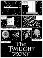 The Twilight Zone Comic by Ogachi