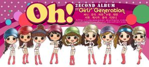 SNSD OH CHIBI group pic by squeegool