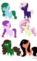 Moar MLP Adoptables! by Syl32802