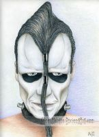 Doyle - Colored Pencils by Claw-Markes