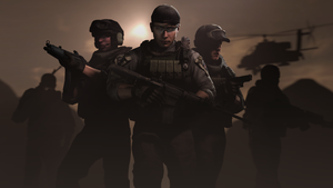 Soldiers of Fortune by RussianBear2345