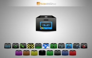 Icon Box for Windows by kcaudesign
