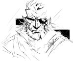 The Big Boss - Metal gear Solid V - Warm up by greentofu