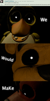 Ask the Crew Answer 52 FNaF by AskTheFazbearCrew