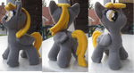 My Little Plushie, the 1st: Derpy Hooves by GermanBeez