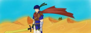 Ike by AlliaSterling