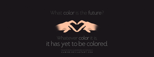 Color of the Future by Kabise