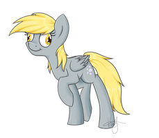 Derpy by Violyre